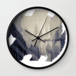 The Shard Wall Clock