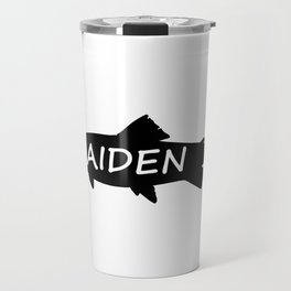 Aiden Fish Travel Mug