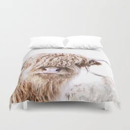 HIGHLAND CATTLE LULU Duvet Cover