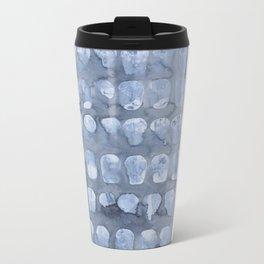 Crying Oysters Metal Travel Mug