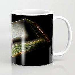 Fractal book Coffee Mug