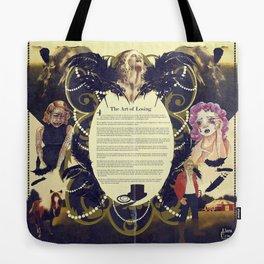 Art of Losing Tote Bag