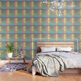 Color Chrome -geometric graphic Wallpaper