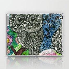 Little hoot Laptop & iPad Skin