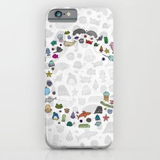 letter c - sea creatures Slim Case iPhone 6s