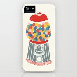 Gum Ball Machine iPhone Case