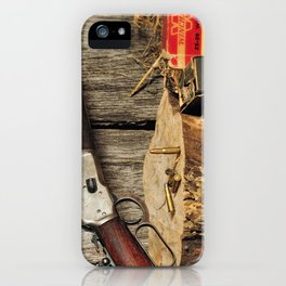 Winchester Model 53 iPhone Case