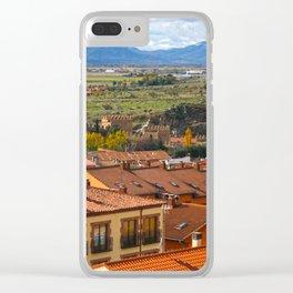 Ávila Clear iPhone Case