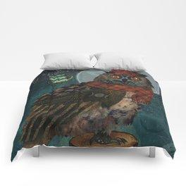 Bubo Bubo Comforters