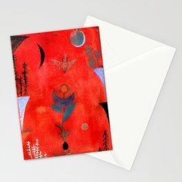 "Paul Klee ""Flower Myth"" (1918) Stationery Cards"
