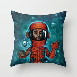 After All This Time Throw Pillow