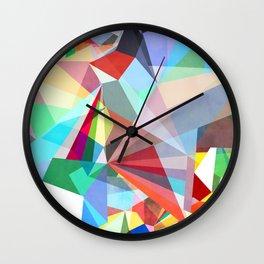 Colorflash 5 Wall Clock