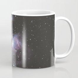 Orion And Running man Nebula's Coffee Mug