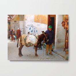 Morocco #6 Metal Print