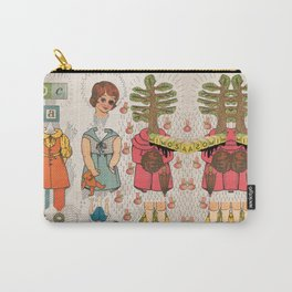 Silly Girls Carry-All Pouch