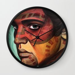 Aaron, inspired by Elvis Wall Clock