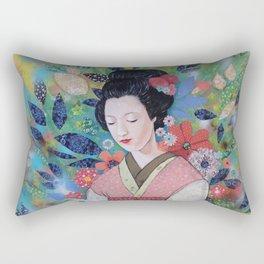always a maiko Rectangular Pillow