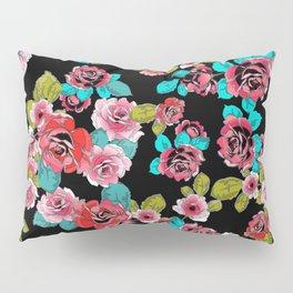 Elegant Roses Pillow Sham