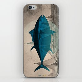 Northern Bluefin iPhone Skin