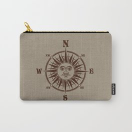 Sun Compass Carry-All Pouch
