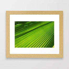 green light II Framed Art Print