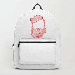 Ginger Beard Gingerbeards Redhead Red Hair Gift Backpack