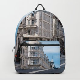 The Strand in London Backpack