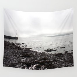 Broughty Ferry beach 1 Wall Tapestry