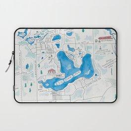 Big Star Lake Laptop Sleeve