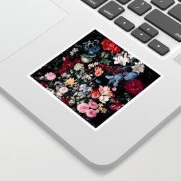 Midnight Garden XVII Sticker