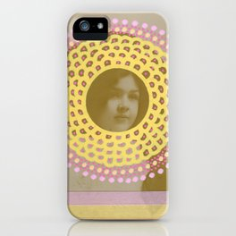 The Look Outside A Dream iPhone Case