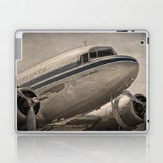 Douglas DC-3 Dakota Laptop & iPad Skin