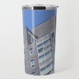 Complimentary Buildings Travel Mug