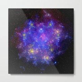 Nebula # Metal Print