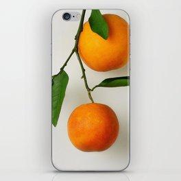 Blood Oranges iPhone Skin