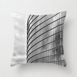 The European Parlament 2 Throw Pillow