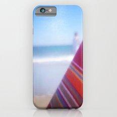 Beach Chair iPhone 6s Slim Case