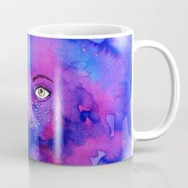 Starry Freckles Coffee Mug