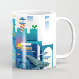 Royals (Sea) Coffee Mug