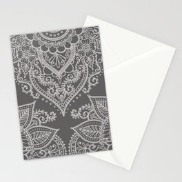 BOHO ORNAMENT 1C Stationery Cards