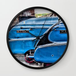 Kings of the East Coast Wall Clock
