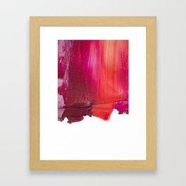Smearies Framed Art Print