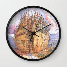 La Citta' Sferica Wall Clock