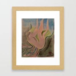 Growth! Framed Art Print
