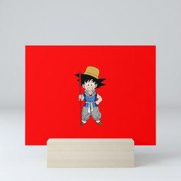 Goku Chil Mini Art Print