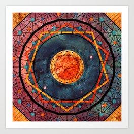 Cosmos MMXIII - 06 Art Print