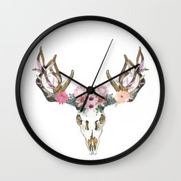 Back to Nature Wall Clock