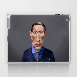 Celebrity Sunday ~ Mads Mikkelsen Laptop & iPad Skin