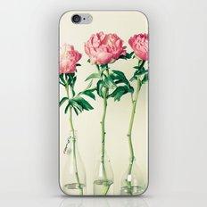 Peony No. 3 iPhone & iPod Skin