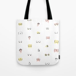more butts and boobies Tote Bag